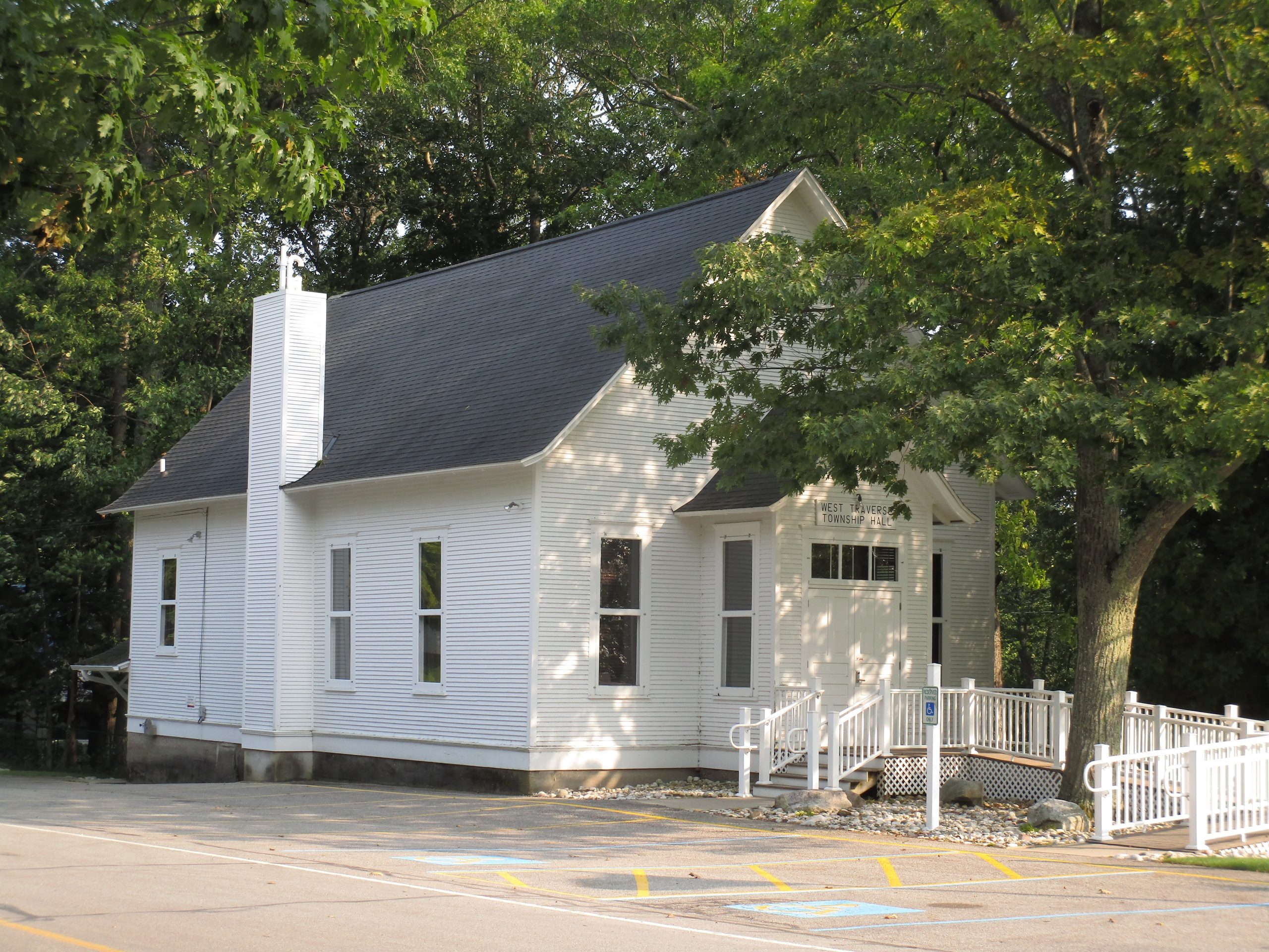 Township hall 1a